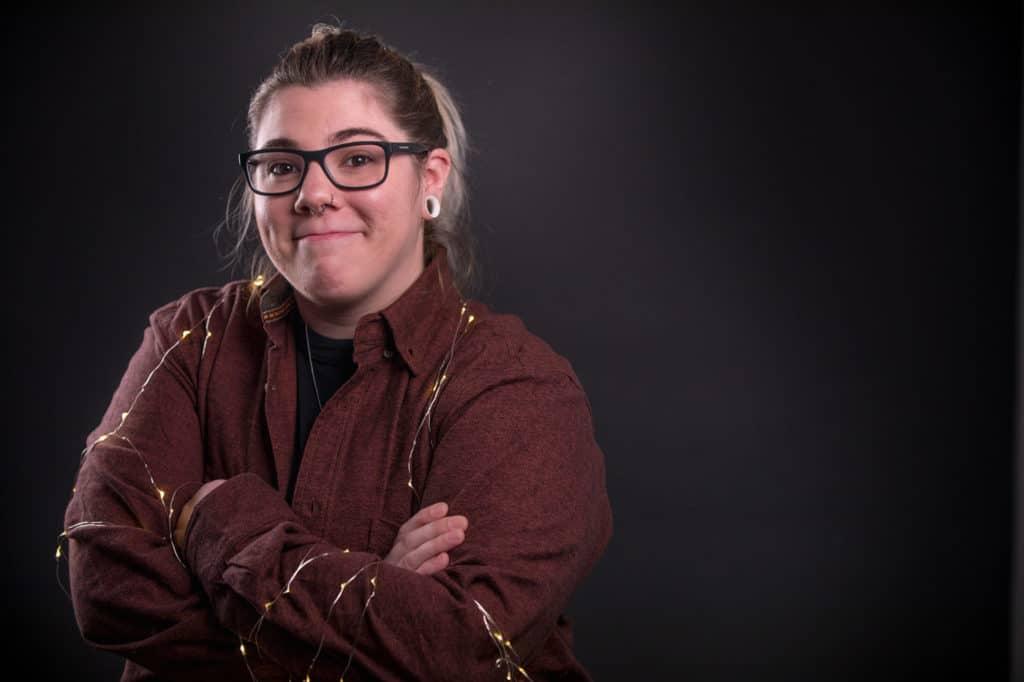 Finding her calling: Brynn Pavlica, Student Spotlight